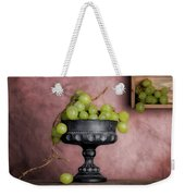Grapes Centerpiece Weekender Tote Bag