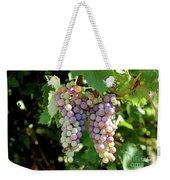 Grapes In Color  Weekender Tote Bag