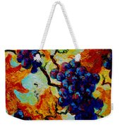 Grapes Mini Weekender Tote Bag