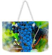 Grapes Of The Vine Weekender Tote Bag