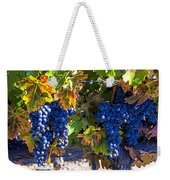 Grapes Ready For Harvest Weekender Tote Bag