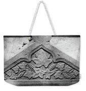 Grapevine Carving Weekender Tote Bag