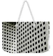 Graphic Construction Weekender Tote Bag