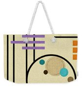 Graphics In The Sand Weekender Tote Bag