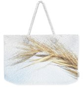 Grass Abstract Weekender Tote Bag