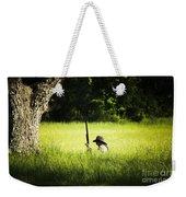 Grass Coverage Weekender Tote Bag