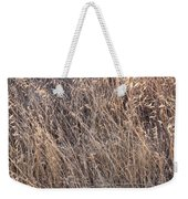 Grass Detail Weekender Tote Bag