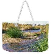 Grass Island Weekender Tote Bag