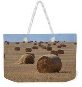 Grass Roll Weekender Tote Bag