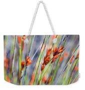 Grass Seeds Weekender Tote Bag