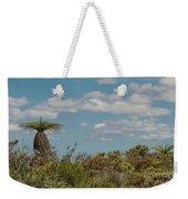 Grass Tree Landscape Weekender Tote Bag