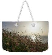 Grass Wave Weekender Tote Bag