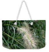 Grasses 6 Weekender Tote Bag