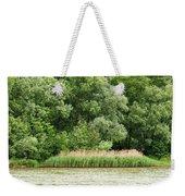 Grasses And Trees Weekender Tote Bag