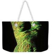 Grasses Weekender Tote Bag by Arla Patch