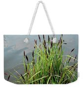 Grasses With Seed Heads Weekender Tote Bag