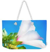 Grasshopper And Blue Sky Weekender Tote Bag