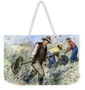 Grasshopper Plague, 1888 Weekender Tote Bag