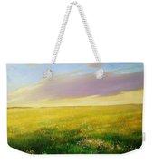 Grassland Weekender Tote Bag