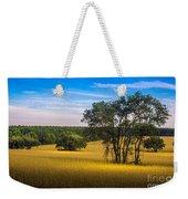 Grassland Safari Weekender Tote Bag
