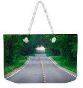Grassy Lake Road Weekender Tote Bag