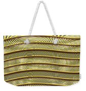 Grate Of Yellow Weekender Tote Bag