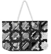 Grated River Walk Weekender Tote Bag
