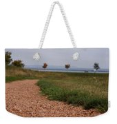 Gravel Path Weekender Tote Bag