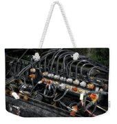 Gravel Pit Paystar 5000 Truck Wiring Weekender Tote Bag