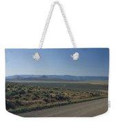 Gravel Road Weekender Tote Bag