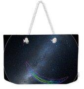 Gravitational Waves Potential Sources Weekender Tote Bag