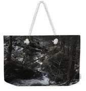 Gravity And Water Weekender Tote Bag