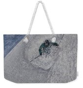 Gravity Weekender Tote Bag by Michael Cuozzo
