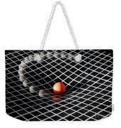 Gravity Simulation Weekender Tote Bag