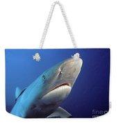 Gray Reef Shark Weekender Tote Bag