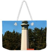 Grays Harbor Light Station Weekender Tote Bag