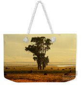 Grazing Around The Tree Weekender Tote Bag