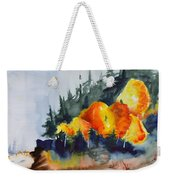 Great Balls Of Fire Weekender Tote Bag