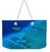 Great Barrier Reef Weekender Tote Bag