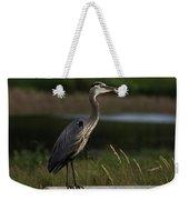 Great Blue Heron 1 Weekender Tote Bag