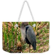 Great Blue Heron 2 Weekender Tote Bag