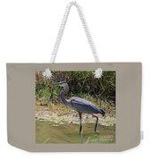 Great Blue Heron 2 Weekender Tote Bag