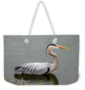 Great Blue Heron 4 Weekender Tote Bag