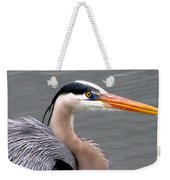 Great Blue Heron 5 Weekender Tote Bag