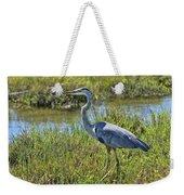Great Blue Heron II Weekender Tote Bag