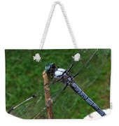 Great Blue Skimmer Weekender Tote Bag