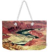 Great Color Colorado River Weekender Tote Bag