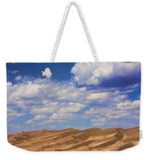 Great Colorado Sand Dunes Mixed View Weekender Tote Bag