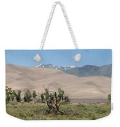 Great Dunes Trifective Range  Weekender Tote Bag