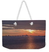 Great Egg Harbor Ocean City New Jersey Weekender Tote Bag